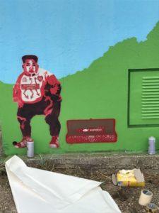 Urban Art - Craco Matera
